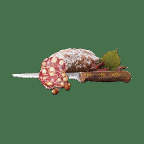 Saucisson et noisette