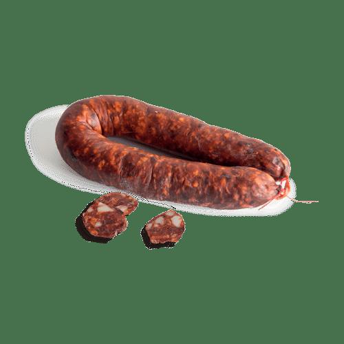 """Le Saucisson au Chorizo, gamme """"Les Apéritifs"""" de Mont Charvin"""