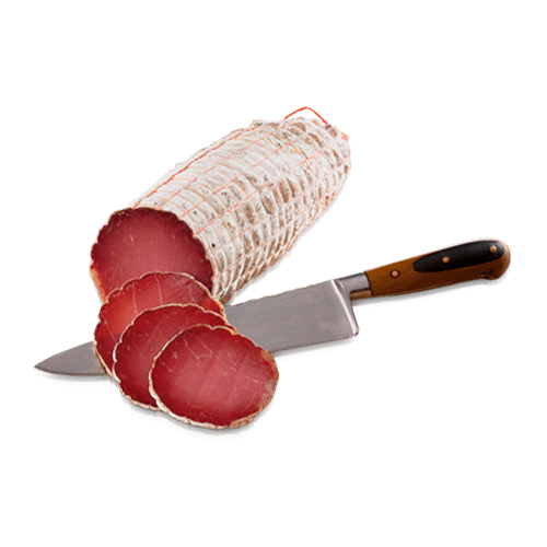 Jambon traditionnel, le Lonzo